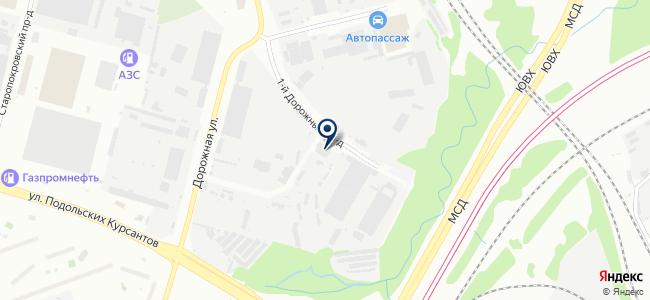 Энерготехническая Комплектующая Компания, ООО на карте