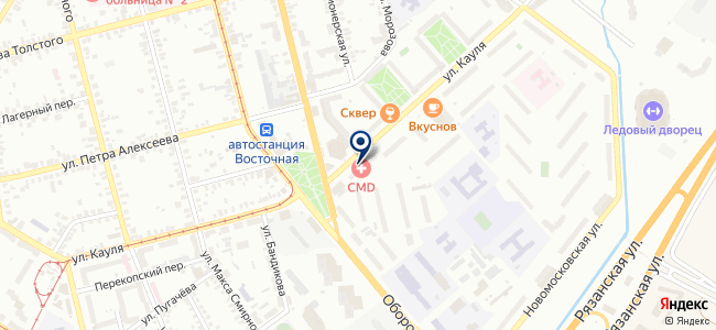 Радио.ru на карте