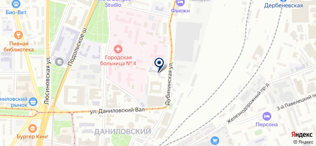 Siemens, ООО на карте