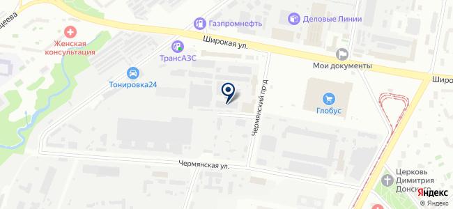 Ани Электрик на карте