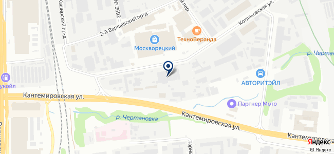 Компания СТОРЕН на карте