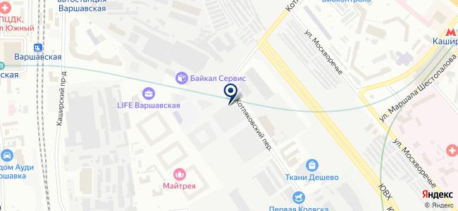 Феникс-Электро на карте