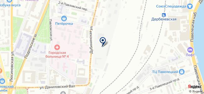 Московский Электромеханический Завод им. Владимира Ильича на карте