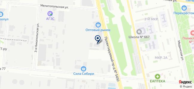ARTGLASS Partners Ko на карте