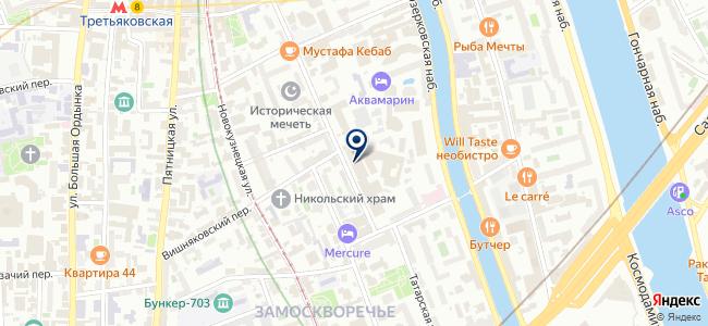 ПЦ Гефест, ООО на карте