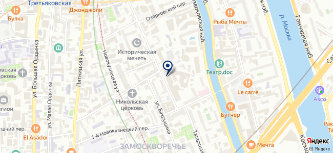 ГарантАльянс на карте