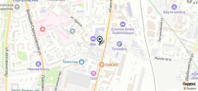 VM Group на карте