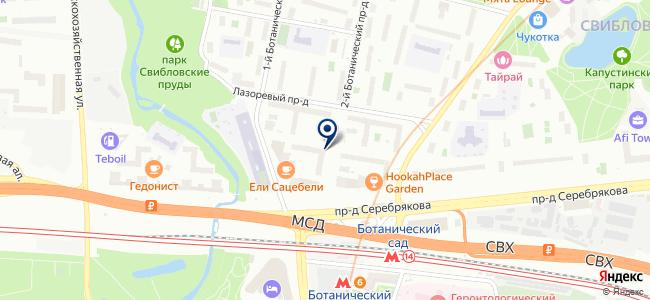 Domiksveta.ru на карте