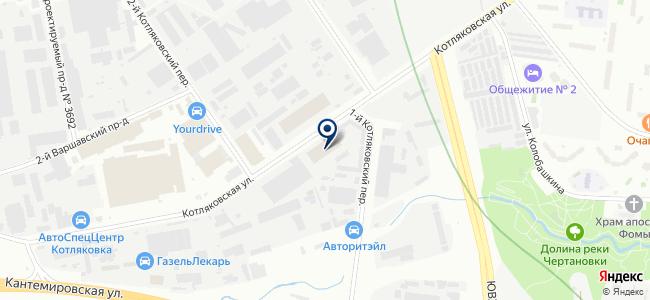 Электроприбор-М на карте