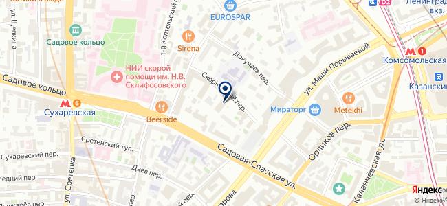 ЭЛИНКОМ, ОАО на карте