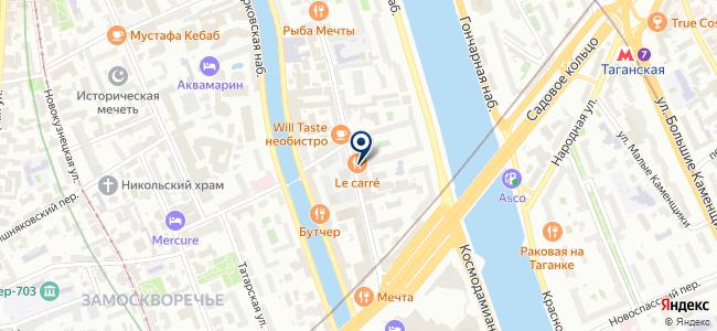 ТЕХСТРОЙ, ООО на карте