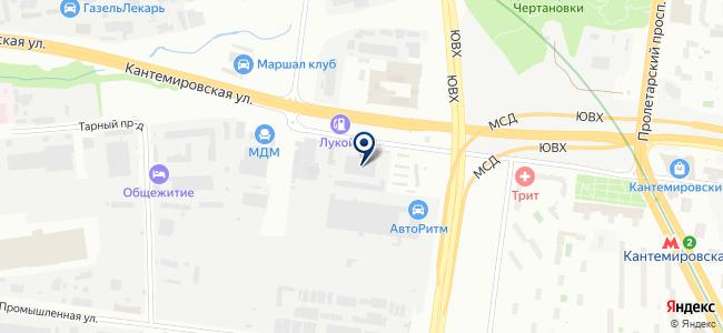 РМ-Комплект, ООО на карте