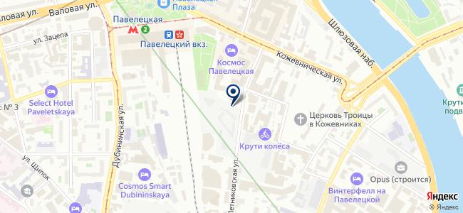Альфа Лайт, ООО на карте