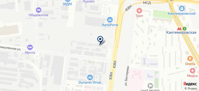 Интер-Вент XXI на карте