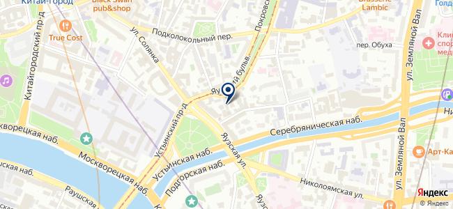 МосГорСтрой, ООО на карте