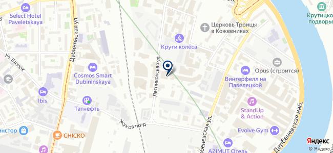 Siteco на карте