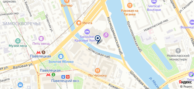 Agilent Technologies, ООО на карте
