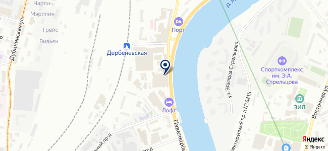 Tec-box на карте