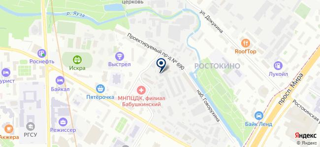 ЭТЭК, ООО на карте