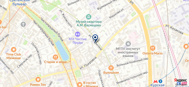 Prysmian Group Russia, ООО на карте