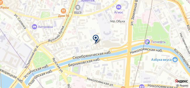 Промэлектро М на карте