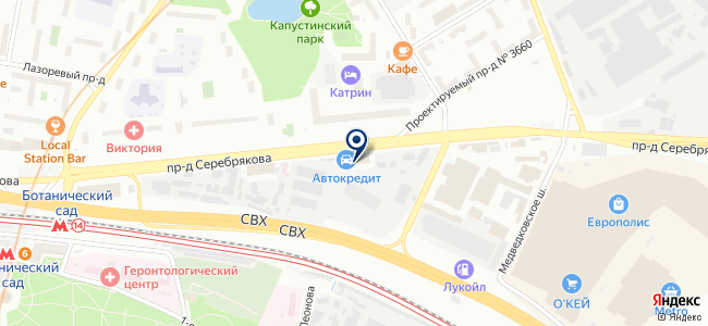 ТЭК-Тех, ООО на карте