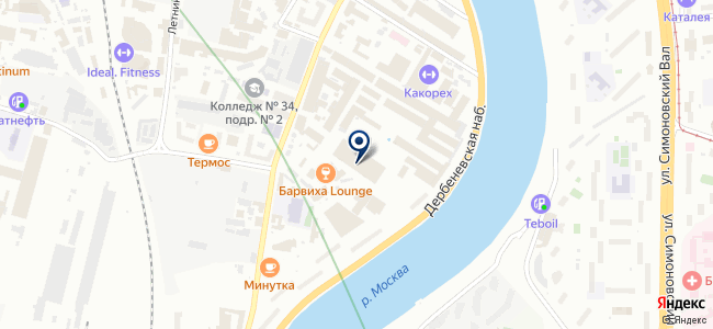 TopCon на карте