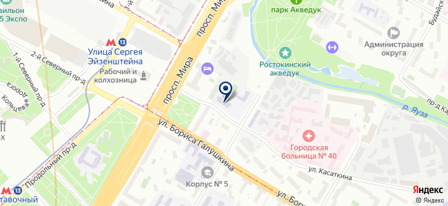 RS Group на карте