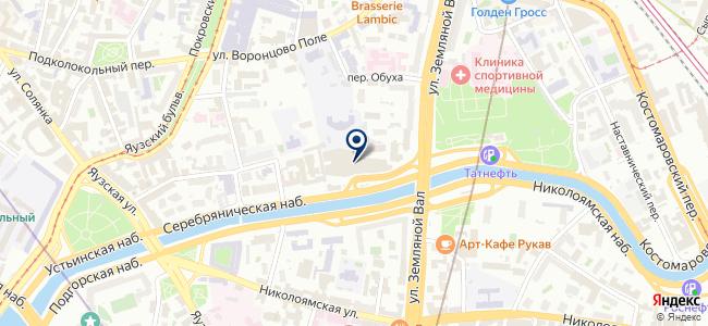 АБС Электро на карте
