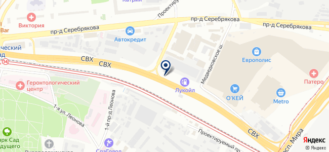 Компания ЗВИ, ООО на карте