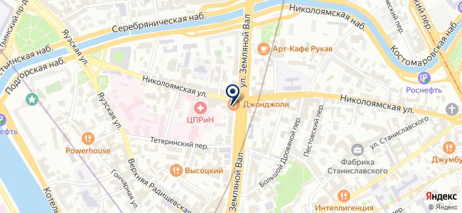 Тринова, ООО на карте