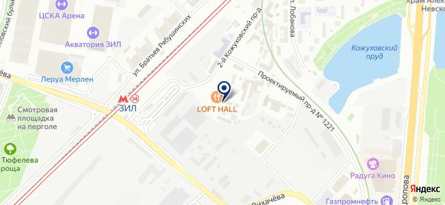 Объединенная Энергетическая Компания, ОАО на карте
