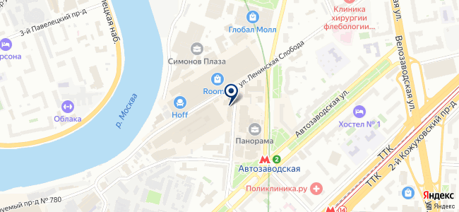 Штауфф, ООО на карте