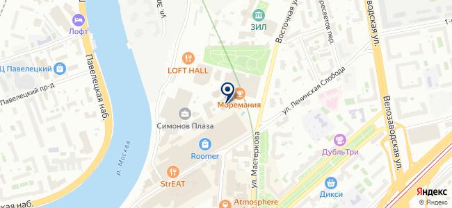MStudioKD на карте