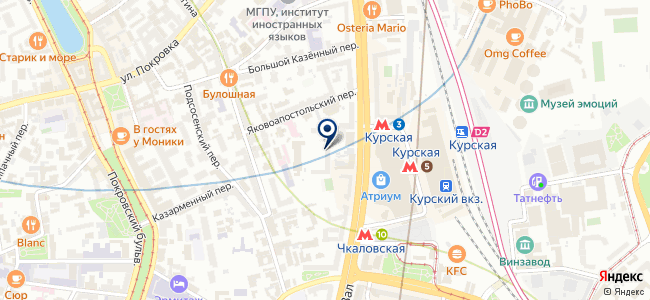 Кабель-Провод на карте