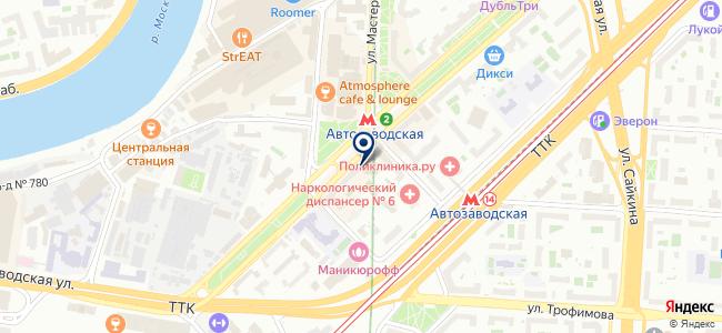 Allosvet.ru на карте