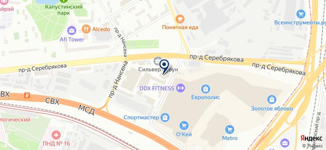 СтройТехСнаб, ООО на карте