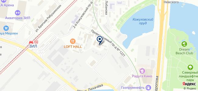 СЕБА ЭНЕРГО на карте