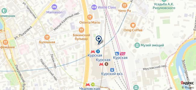 СТЭНЛИ-Комплект на карте