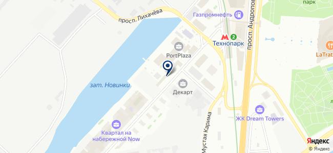Neverland на карте