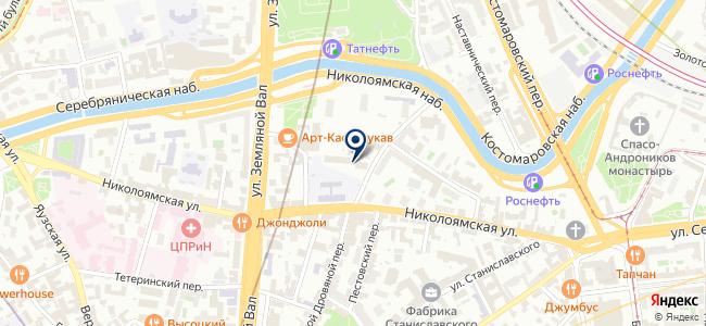 Радиком-К на карте