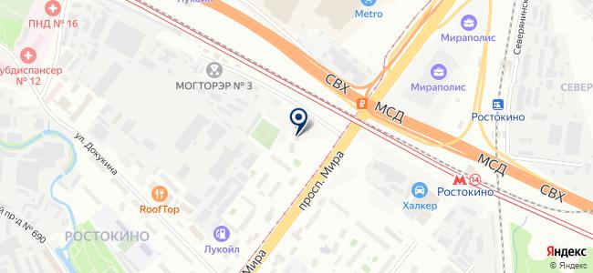 Альтэк Штрих на карте