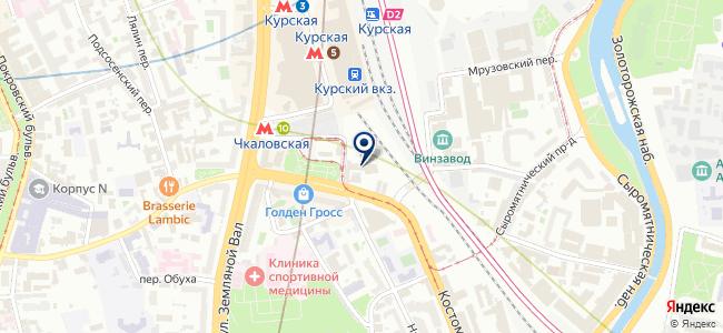 ЭНЕРГОТЕХТРАСТ, ООО на карте