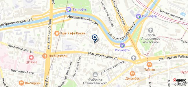 Экспериментальный оптико-механический завод, ОАО на карте