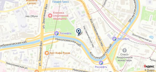 Русрадиокомплект на карте
