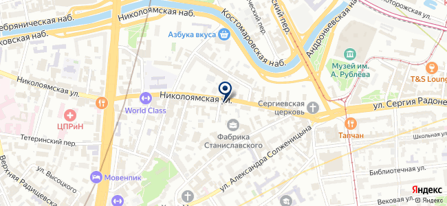 Citydecor на карте