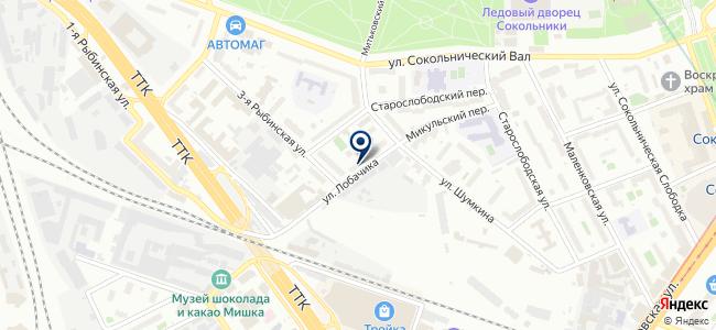 Газ-ФАРМЭК, ООО на карте