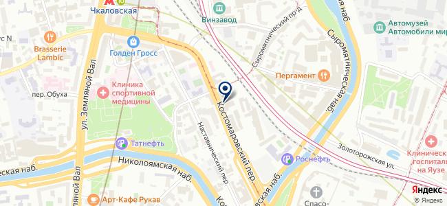 Интерьер Хоум на карте