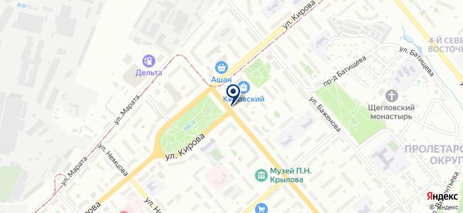 Радиомаг на карте