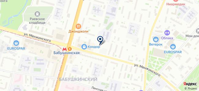 Эле мо, ООО на карте